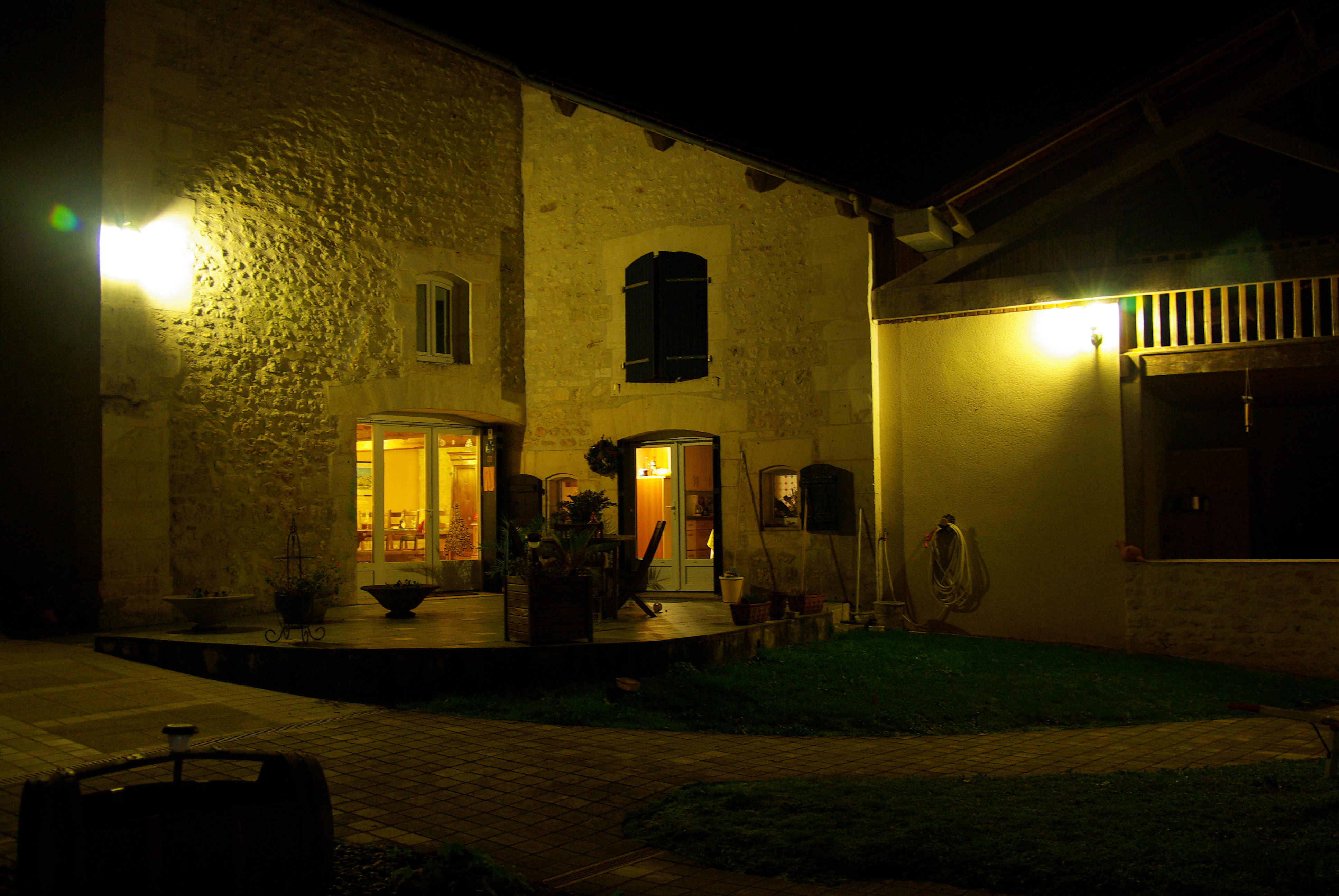 Chambres d hotes de la Pelletrie entre Cognac et Angouleme  2 km